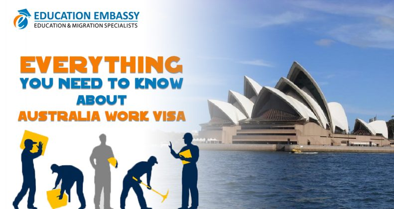 Everything You Need To Know About Australia Work Visa