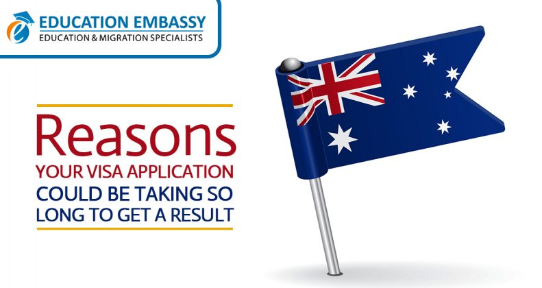 Reasons Your VISA Application Could be Taking so Long to Get a Result