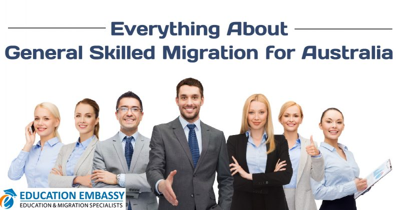 Everything About General Skilled Migration for Australia