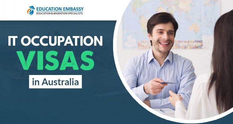 IT occupation visas in Australia 2020