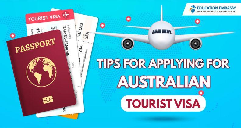 Tips for Applying for Australian Tourist Visa