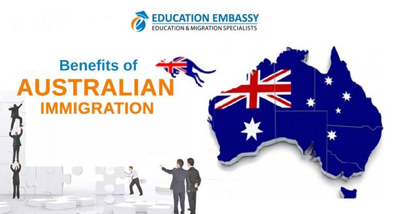 Benefits of Australian Immigration