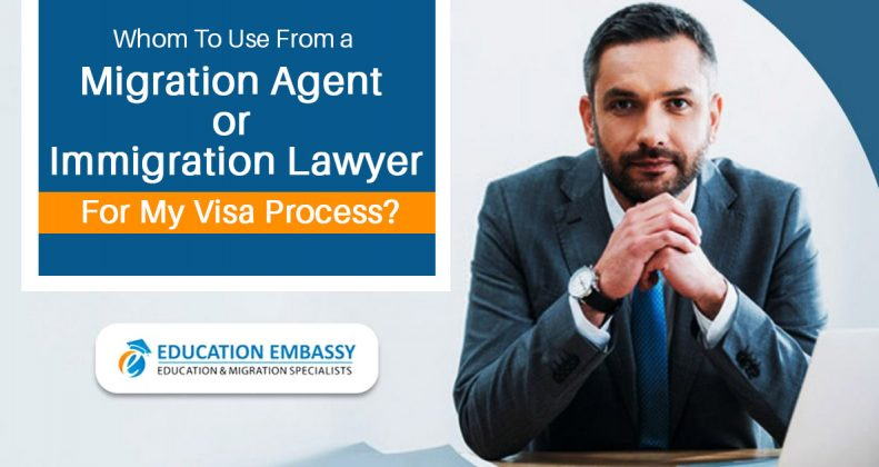 Migration Agent or Immigration Lawyer