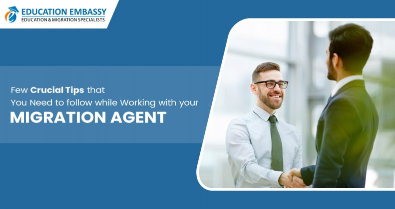 few crucial tips that you need to follow while working with your Migration Agent