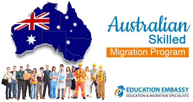 Australian skilled migration program