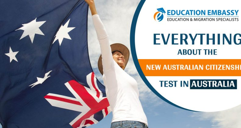 Everything you need to know about the New Australian citizenship test in Australia