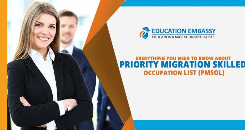Everything you need to know about Priority Migration Skilled Occupation List PMSOL