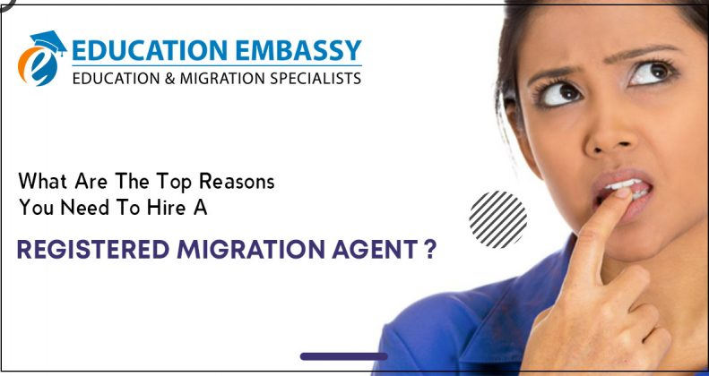 Reasons hire a registered migration agent