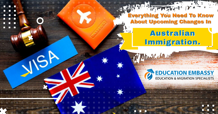 Everything you need to know about upcoming changes in Australian Immigration